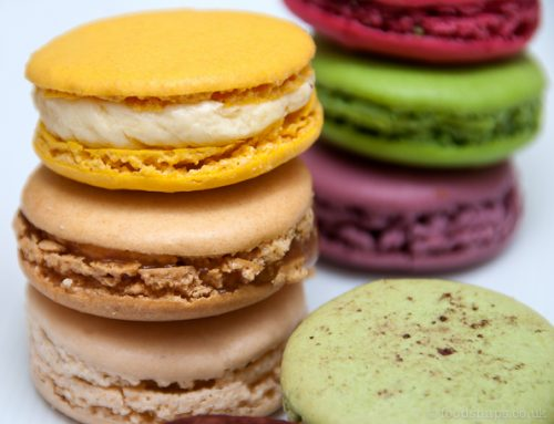 Laduree Macarons now in London!