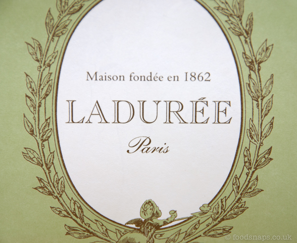 Laduree Macarons Now In London Foodsnaps