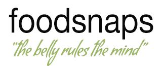 Foodsnaps Retina Logo