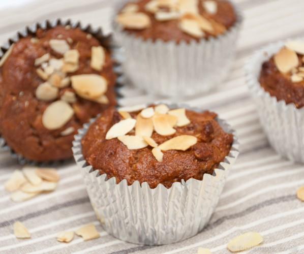 Mocha Fig Muffins