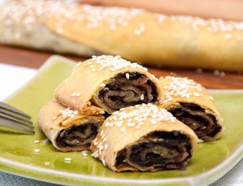 Olive pies (Eliopites)