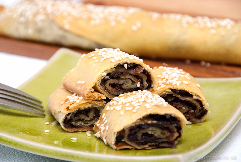 olive pie - Eliopita