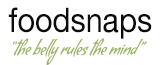 Foodsnaps Logo